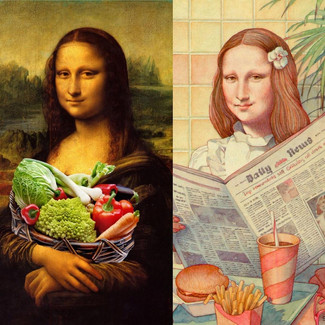 Рецепт здоровой жизни от Леонардо да Винчи