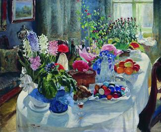 Праздник Пасхи в России до 1917 года