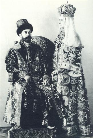 Костюмированный Бал 1903 года -последний бал Российской Империи