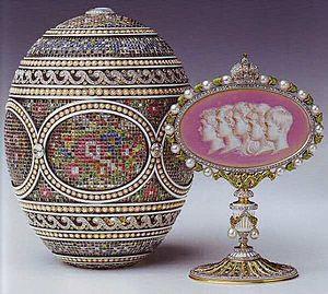 """Яйцо """"Мозаичное"""""""