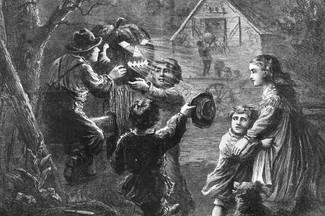 Светильник из тыквы 🎃 или немного о истории страшного праздника Halloween...