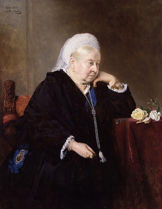 Про браслет английской королевы Виктории