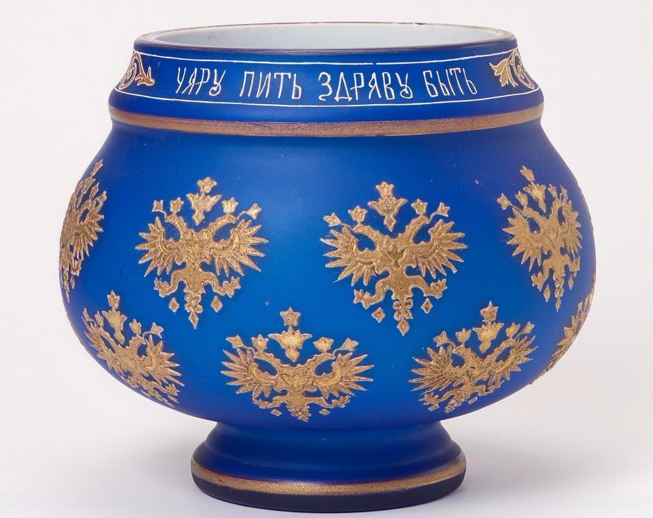 Братина. Дятьковский завод, 1880-е гг.