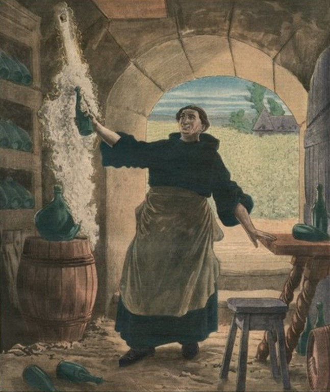Пьер Периньон Pierre Pérignon