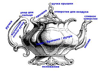 Анатомия чайника