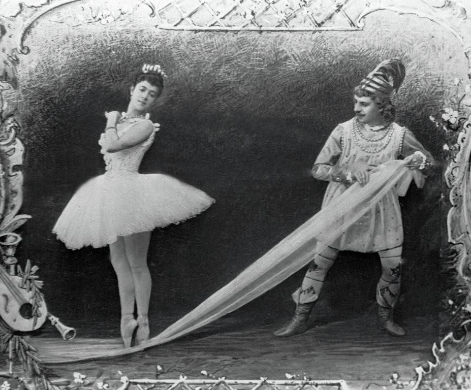 """Балет """"Щелкунчик"""", 1892 год"""
