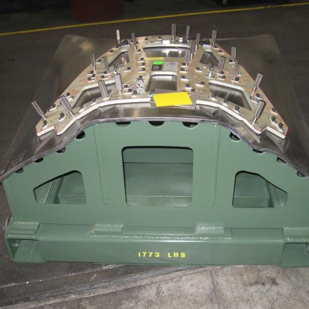 Fiberglass Drill Fixture