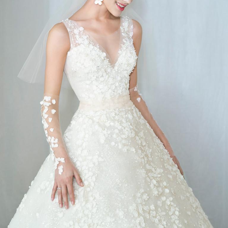 Bridal Trunk Show featuring Korean Designer Rose Rosa