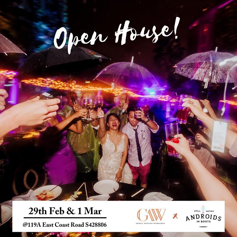 GAW x AiB Open House