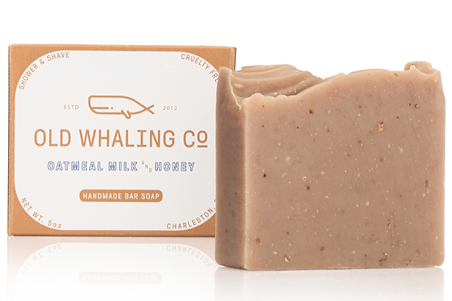 Assorted Old Whaling Co. Handmade Soaps (Set of 4)