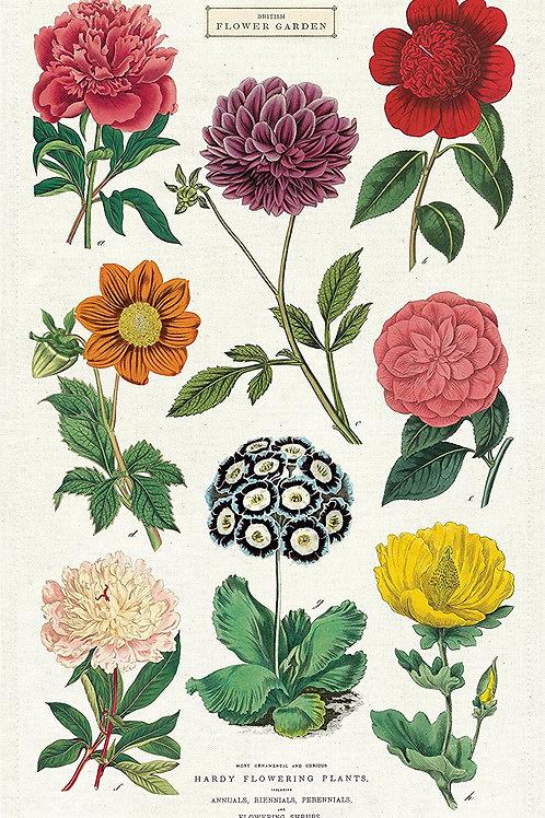 Botanica Vintage Tea Towel
