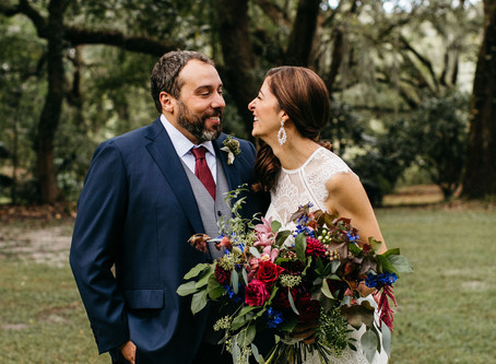 Legare Waring House Wedding | Caroline & Todd