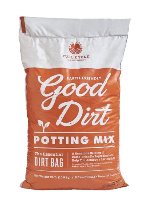 Good Dirt 24lb