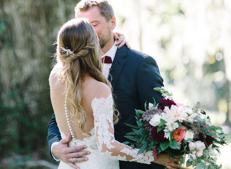 Magnolia Plantation Carriage House Wedding | Kaley & Pete
