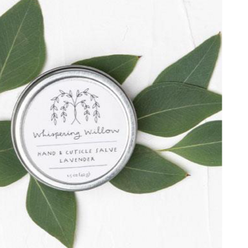 Whispering Willow Lavender Salve