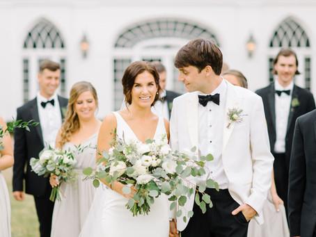 Lowndes Grove Wedding | Sara & Collin