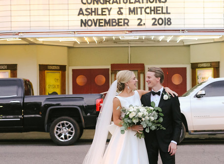 William Aiken House Wedding | Ashley & Mitch
