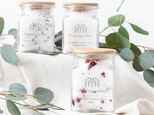 Whispering Willow Lavender Salts