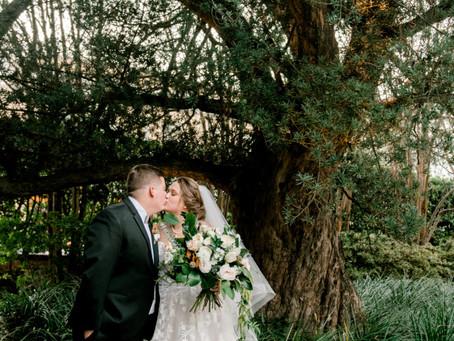 William Aiken House Wedding | Ginny & Daniel