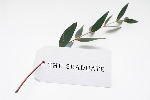 """The Graduate"" Gift Set"