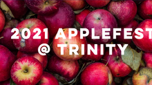 Applefest @ Trinity 9/18 10am - 4pm