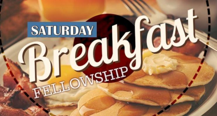 Virtual Saturday Breakfast Fellowship @ 9am (10/3 & 10/17)