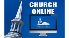 Online Worship! Sundays @ 10am