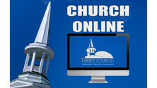 Sundays @ 10am Online Worship!