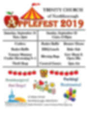 FINAL FINAL Trinity Applefest 2019 Quart