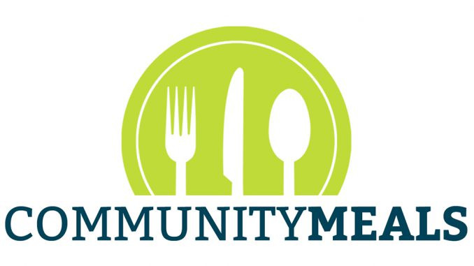Community Meals Take-Out Wednesdays @ 5:30pm