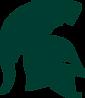 MSU Green Helmet Logo.png