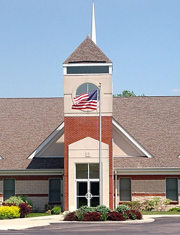 Picture of Our Church Building