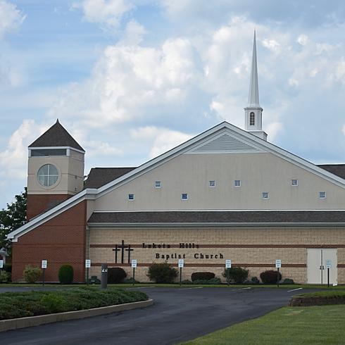 Lakota Hills Baptist Church Building