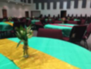 Santuary Set Up