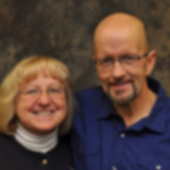 Pastor Allen Lawless and wife Lisa