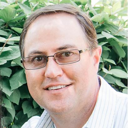 Children's Minister Scott Clark