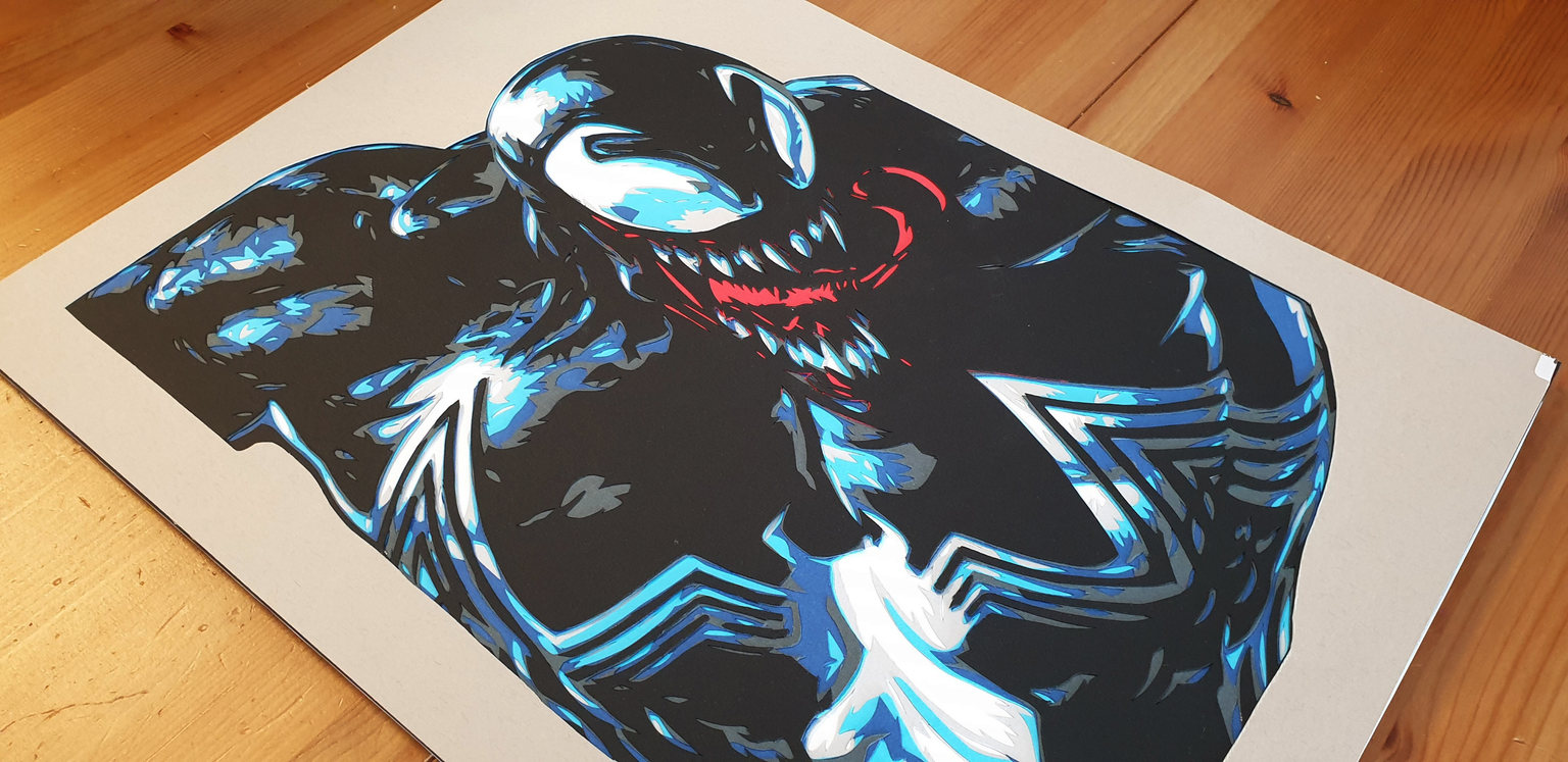 Clayton Crain Venom