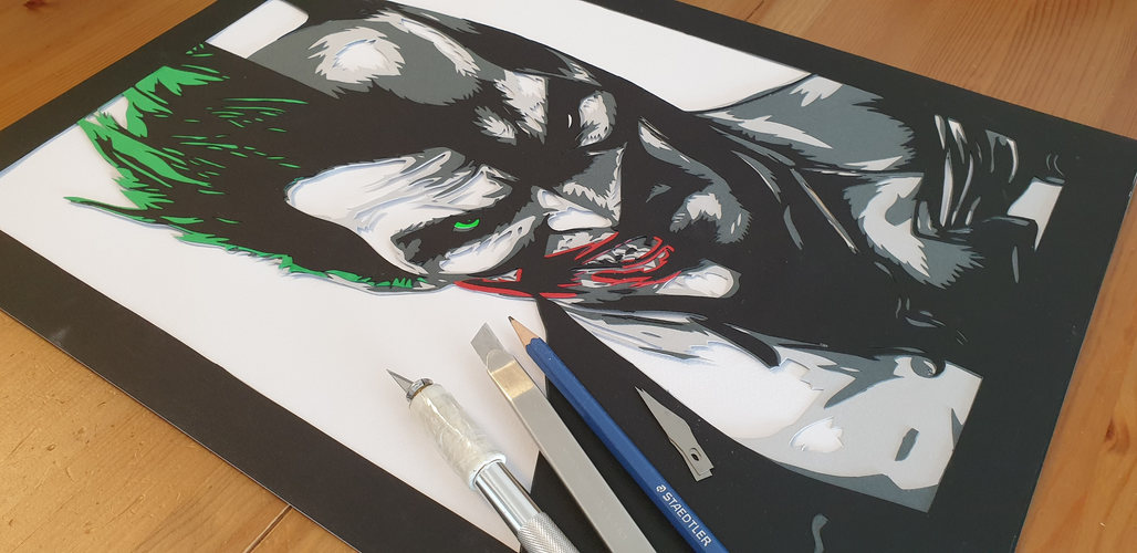 Joker Batman Origins