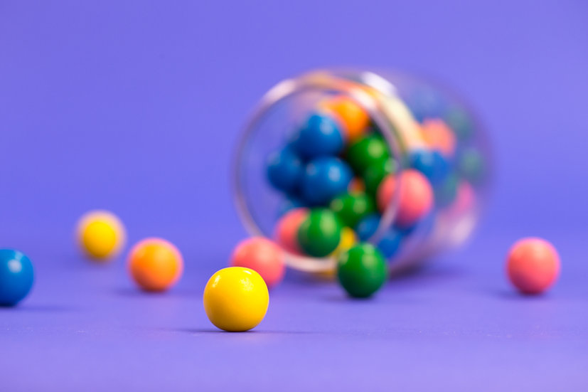 Organic Bubblegum