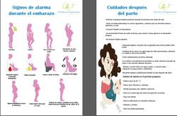 Cartilla Mujeres en Embarazo