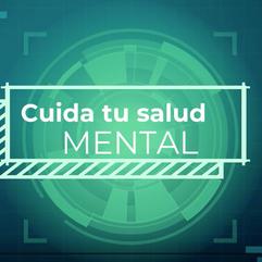 Cuida tu salud mental