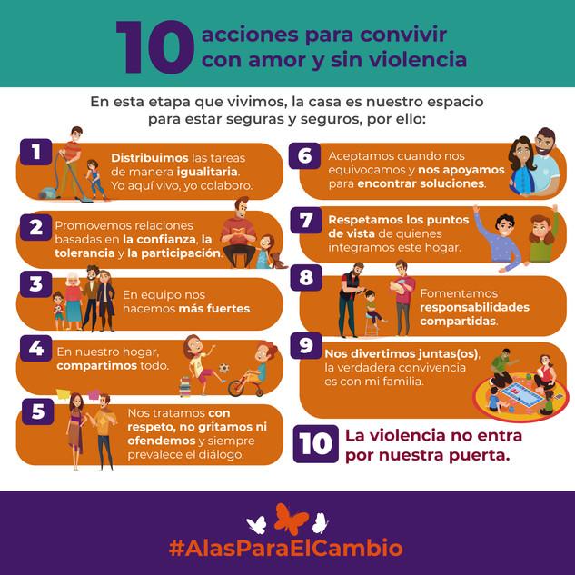 10 acciones