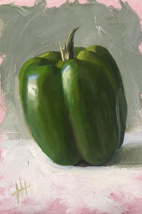 """""""Green Pepper"""" 10/3/19"""