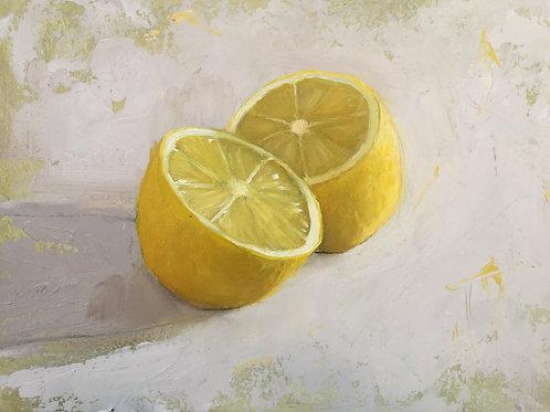 """""""Lemon Season"""" 9/2/19"""
