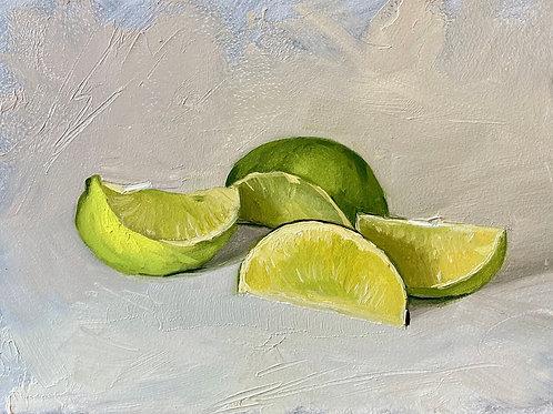 Sliced Lime 11/11/2020