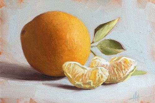 """Chilly Orange"" 12/18/19"