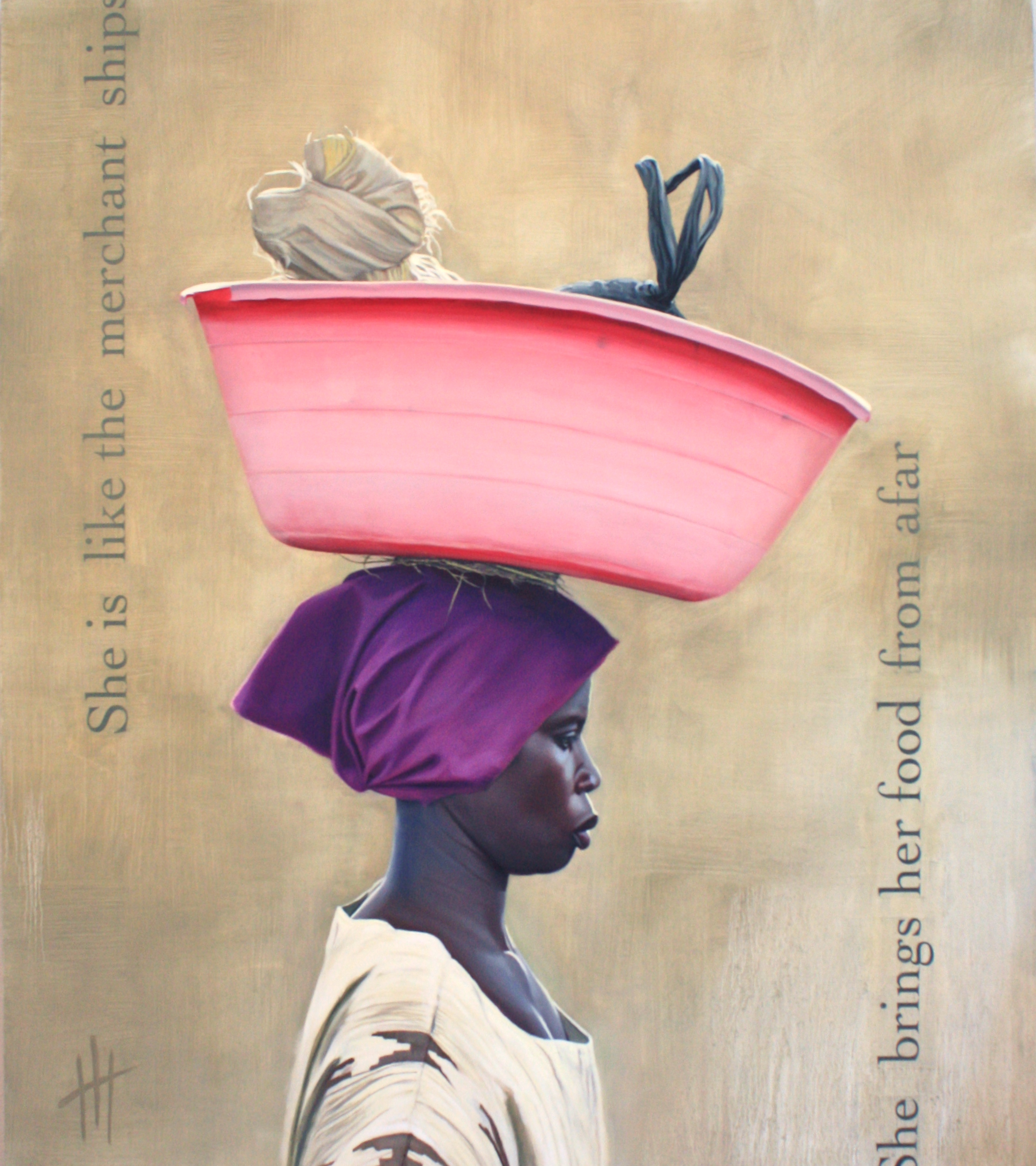 Virtuous Woman (SOLD)