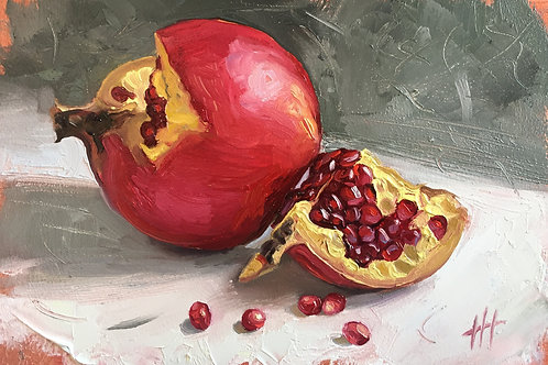 """Pomegranate Love"" 9/24/19"