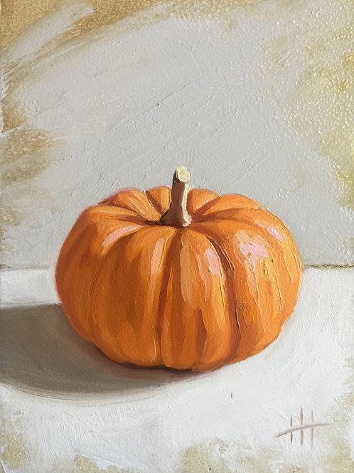 """""""Little Pumpkin"""" 10/8/19"""