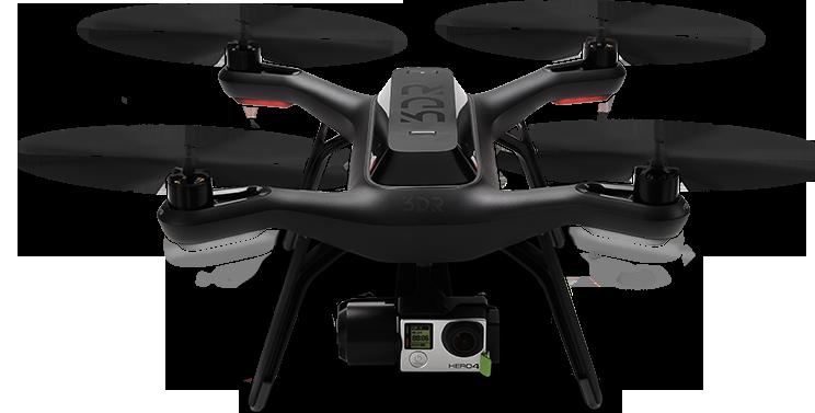 3DR Solo Smart-drone